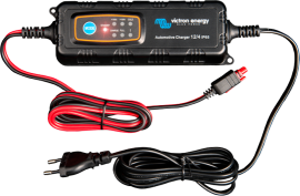 Automotive IP65 Charger 6V/12V-1,1A