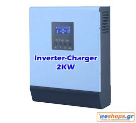 Inverter Charger ECO-ICP 2000-24 Multi-Pack
