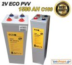 2v ecopvv 1500 gel batteries